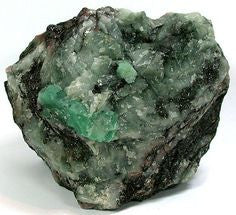 Rough Emerald