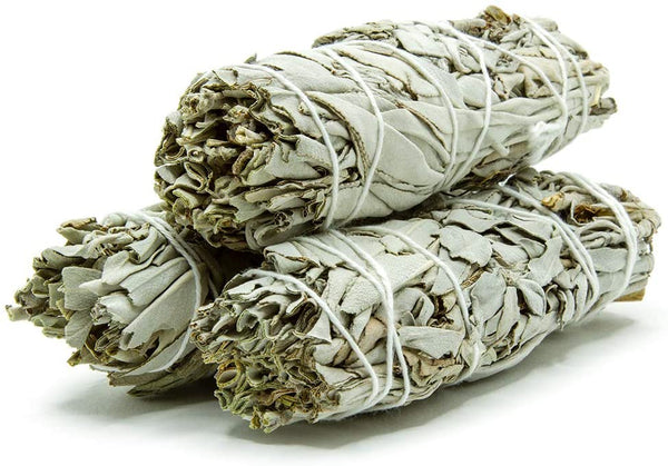 Small White Sage Bundle