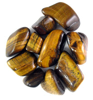 Small Tumbled Tiger Eye