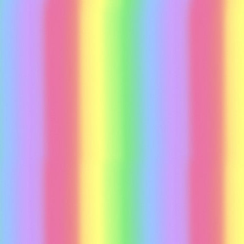 Jesus Loves the Little Children- Rainbow Pastel Stripe