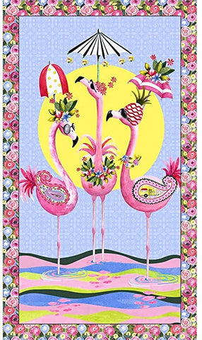 Flamingo Fantastico Panel