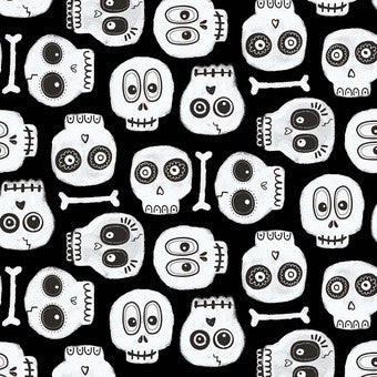 Boo Crew- Skulls Glow in the Dark