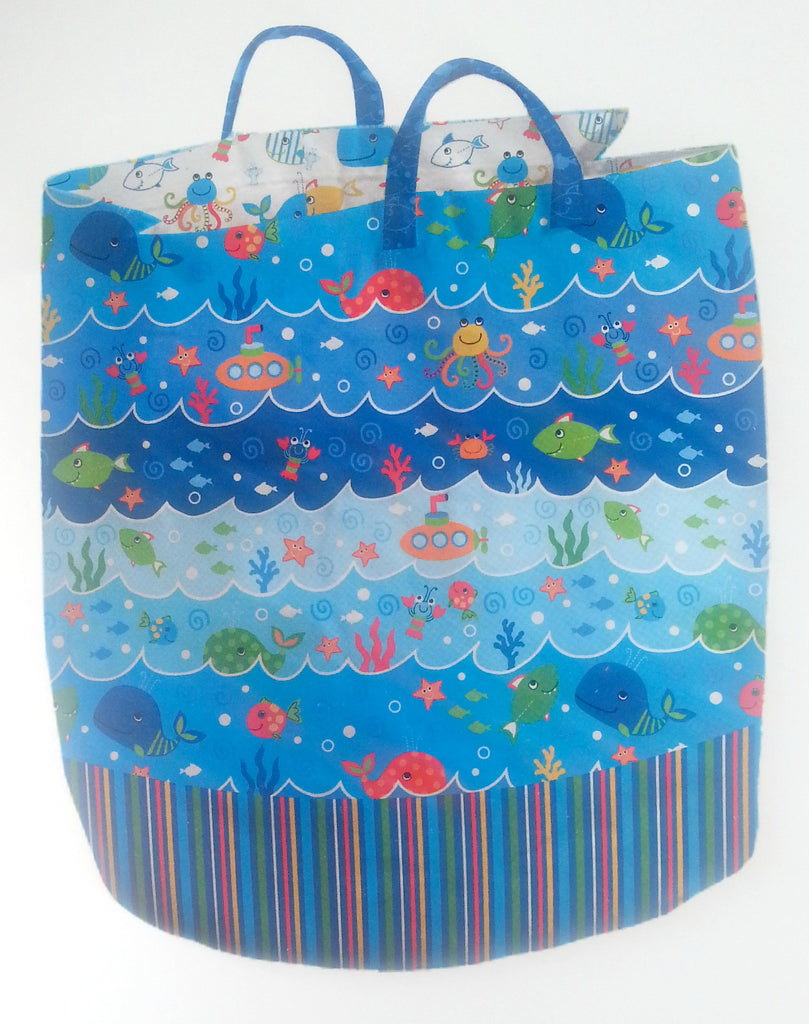 Ocean of Fun Beach Bag