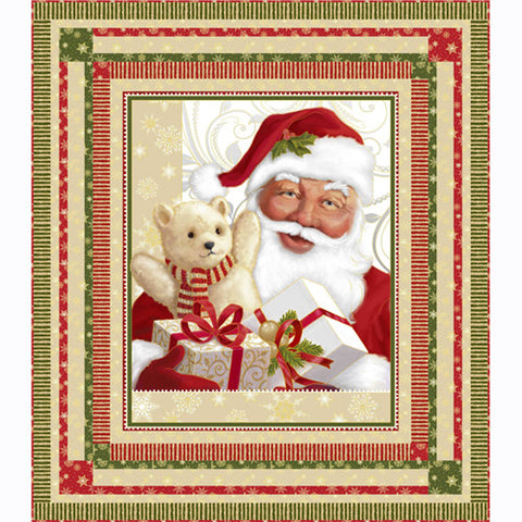 St. Nick Quilt Kit
