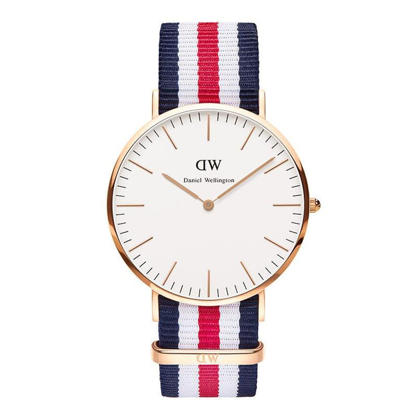 Classic Canterbury Watch by Daniel Wellington