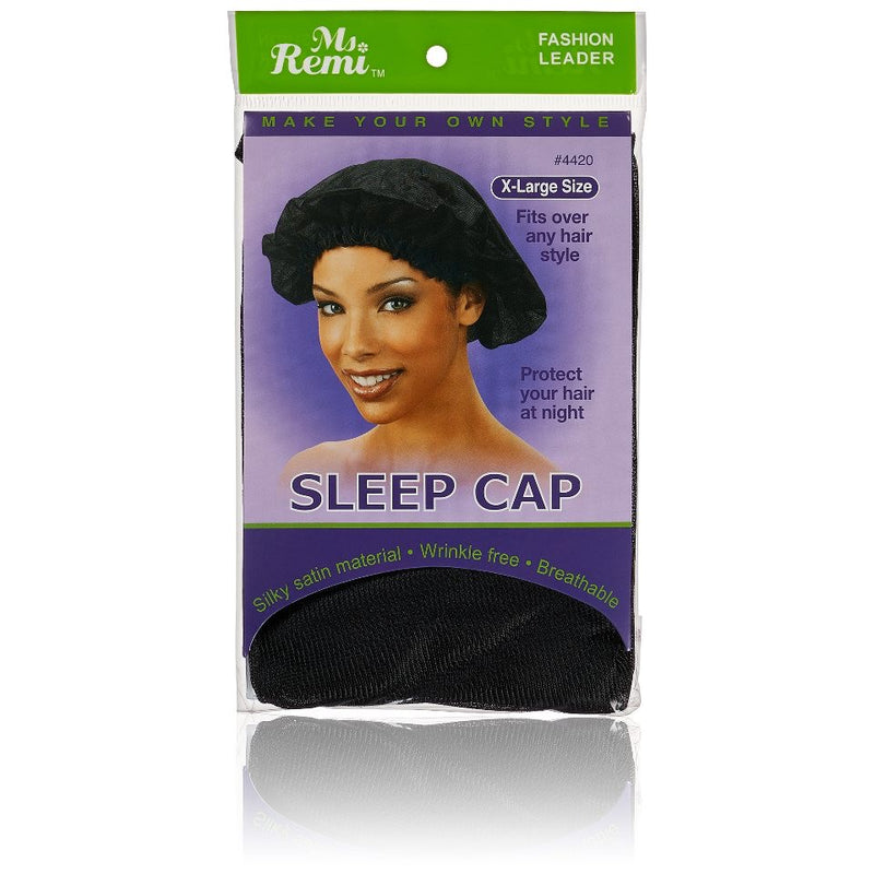 SATIN SLEEPING CAP
