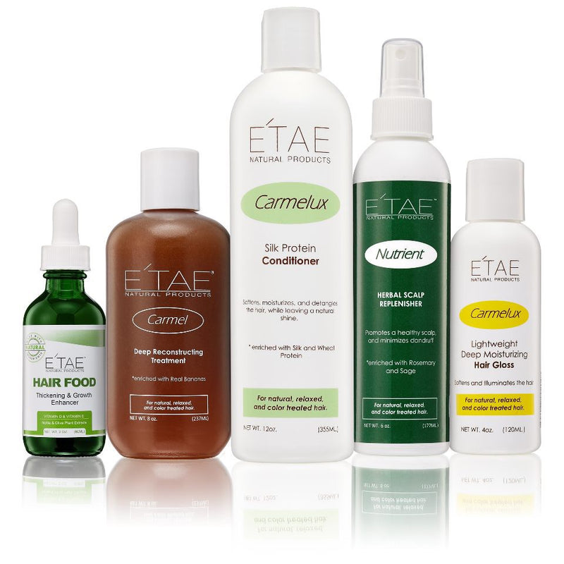 HAIR GROWTH JOURNEY BUNDLE