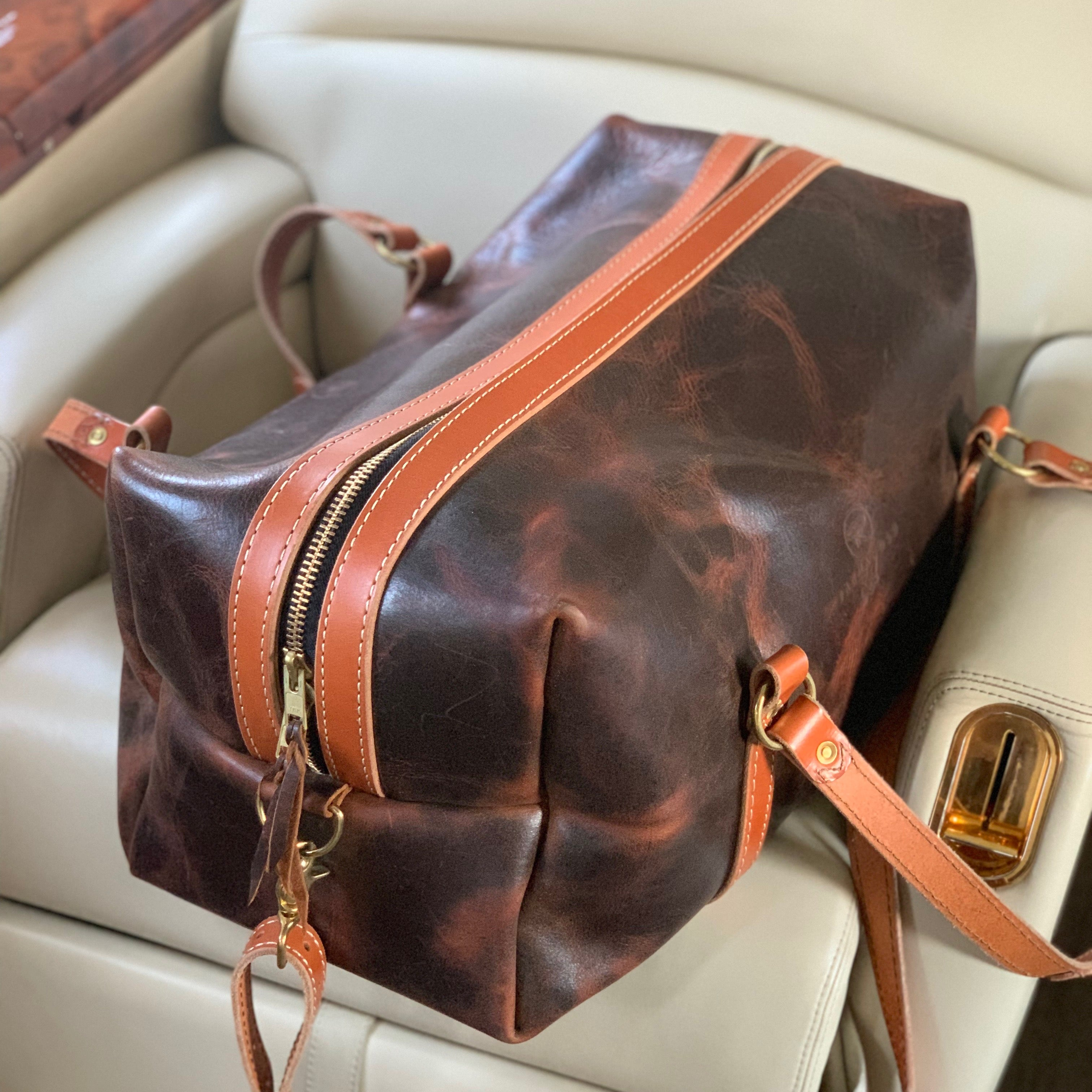 Panhandle Red Company specializing in Leather Goods, Handbags, Totes, Purses, Everyday Carry Needs, and more. Full-grain leather items, custom gifts, all Handcrafted in Idaho, USA.