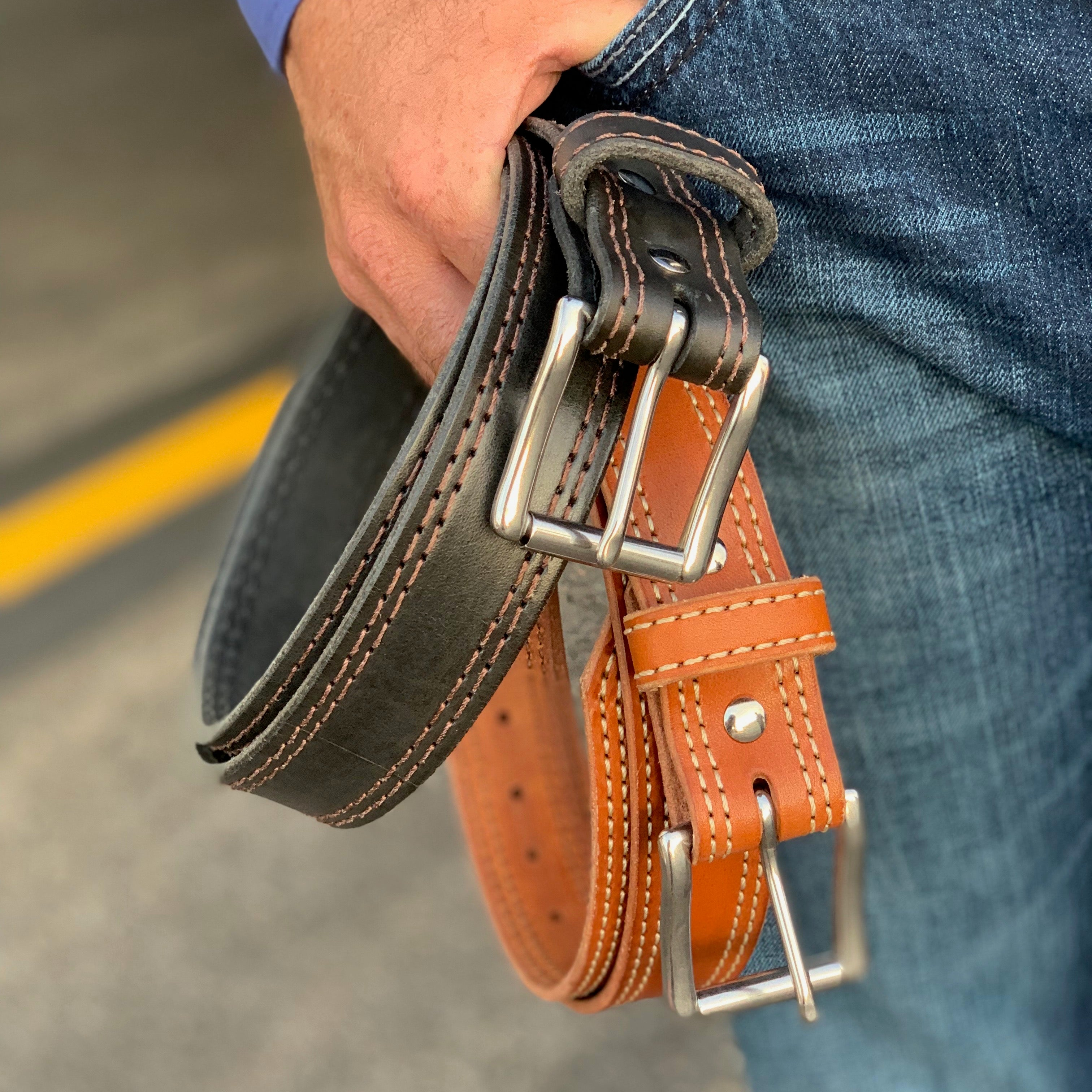 Leather Belt- The Original Jean Belt