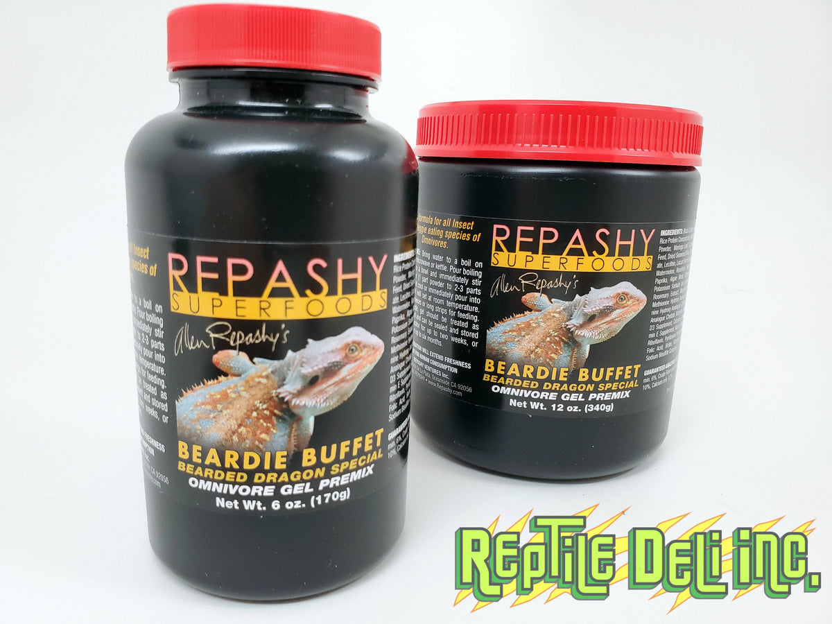 Repashy - Beardie Buffet - ADD-ON ITEM