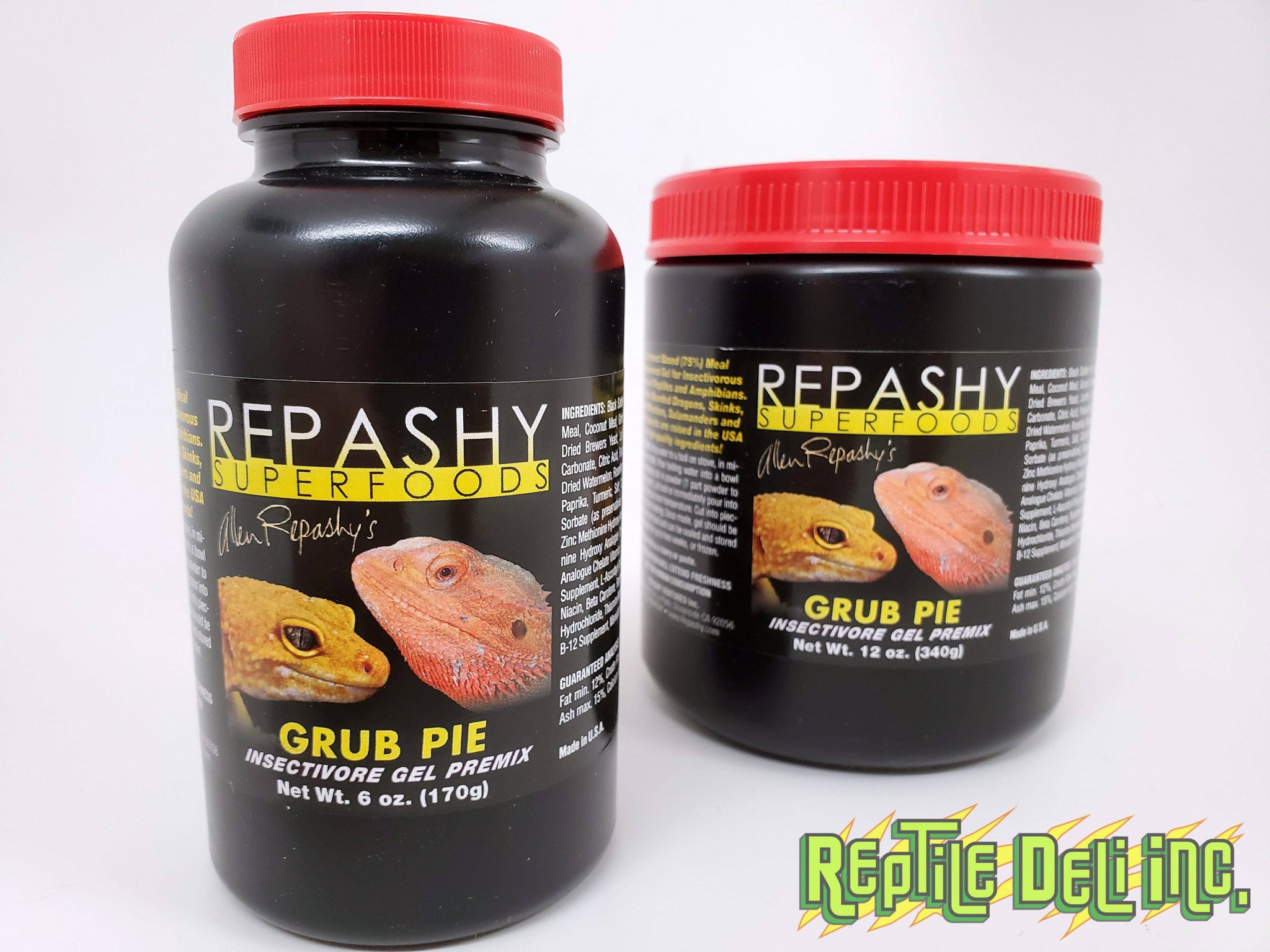 Repashy Grub Pie - ADD ON ITEM