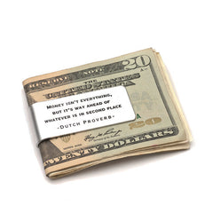 2nd Place Money Clip