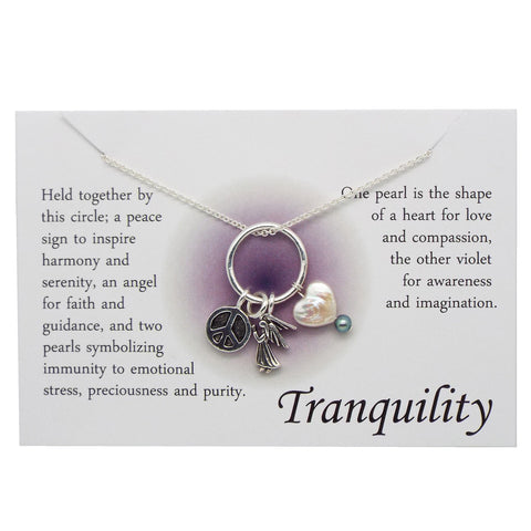 Tranquility Charm Necklace