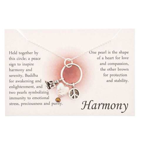 Harmony Charm Necklace