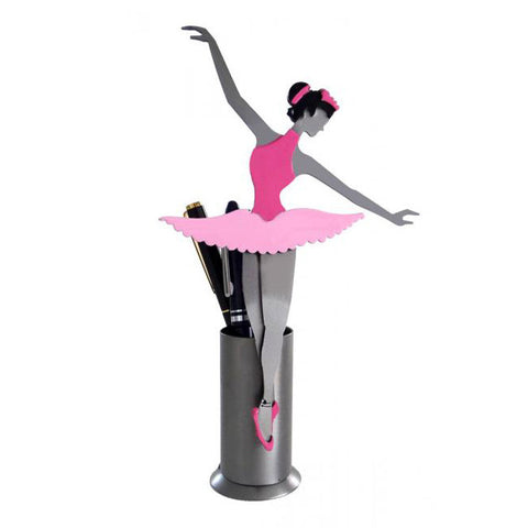 Ballerina Pen Holder and Desk Sculpture