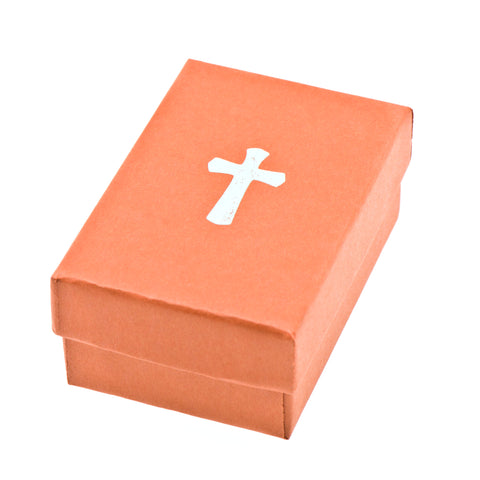 Cross of Protection Key Ring Gift Box