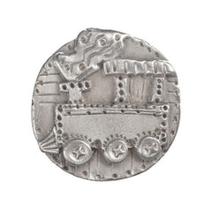 Choo Choo Train Pewter Tooth Fairy Box