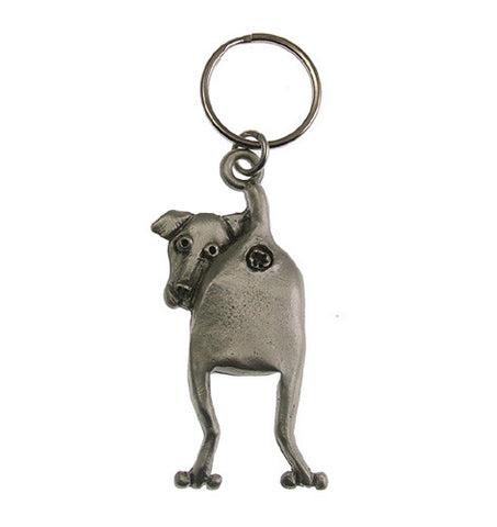 True Dog Lovers Key Ring