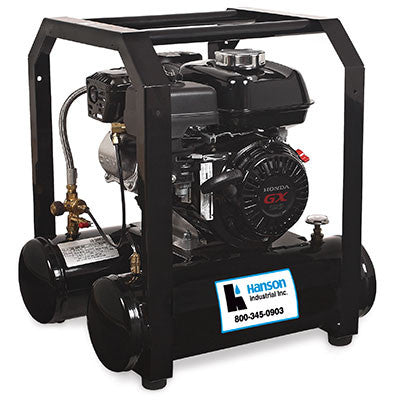 5-Gallon Single Stage Gasoline Air Compressor