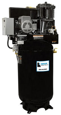 Hanson 80 & 120-Gallon M Series Simplex and Duplex Electric Air Compressor