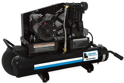 Hanson 8-Gallon Single Stage Electric Air Compressor