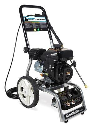 Hanson ChoreMaster® Series Gasoline Direct Drive Horizontal Cold Water Pressure Washer