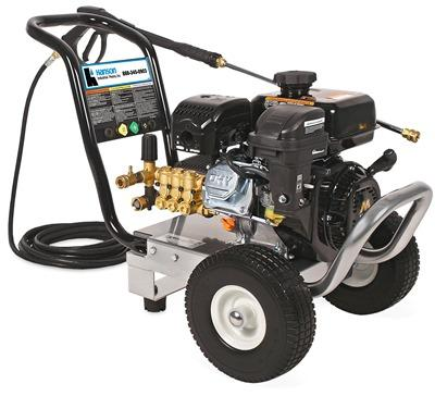 Hanson ChoreMaster® Series High PSI Gasoline Direct Drive Cold Water Pressure Washer