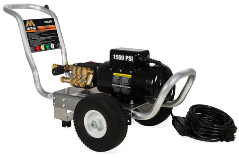 Hanson Aluminum Series Electric Portable Cold Water Pressure Washer