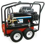 Hanson Premium Series Gasoline Portable with Roll Cage Belt Drive Cold Water Pressure Washer