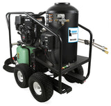 Hanson DHG Series Portable Gasoline Hot Water Pressure Washer