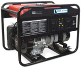 Hanson 3000 and 5000-Watt Gasoline Generators