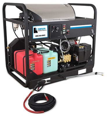 HDC Series Hot Water Pressure Washer