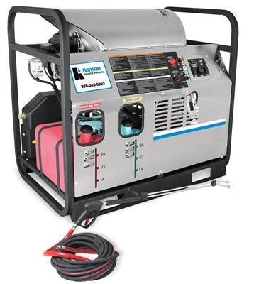 HDS Series Hot Water Pressure Washers