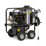 Karcher HDS P / PE Cage Gasoline Hot Water Pressure Washer