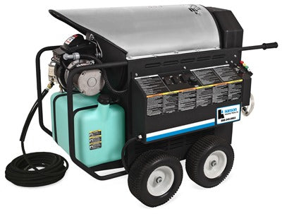 Hanson HHS Series Hot Water Pressure Washer