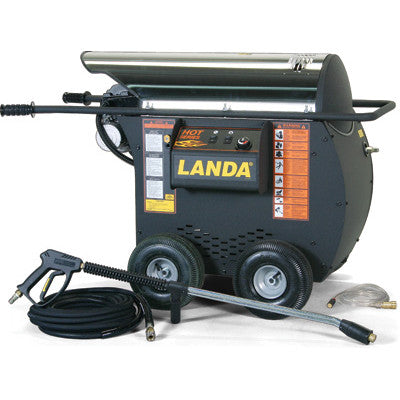 Landa HOT Series Hot Water Pressure Washer
