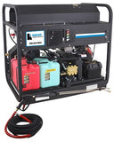 Hanson HVS Series Hot Water Pressure Washer