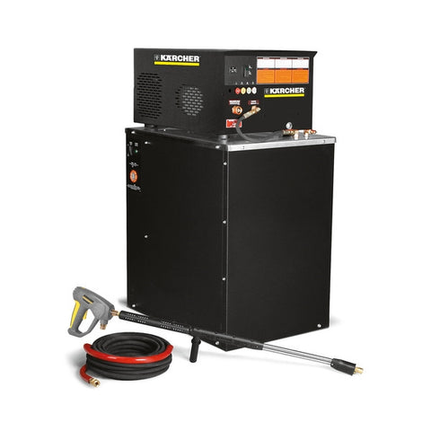 Karcher HDS Cabinet Electric Hot Water Pressure Washer