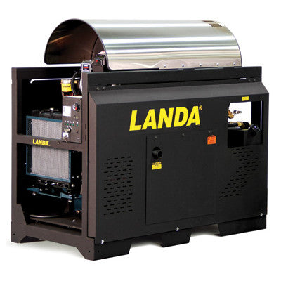 Landa SLT Series Hot Water Pressure Washer