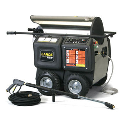 Landa PHW Series Hot Water Pressure Washer