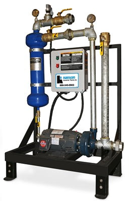 WC Series Water Treatment System
