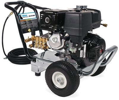 Hanson Work Pro® Series Gasoline Direct Drive Cold Water Pressure Washer
