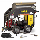 Landa MHC Series Gasoline Hot Water Pressure Washer