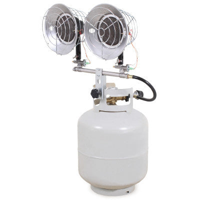 Hanson Propane Tank-Top Radiant Heaters