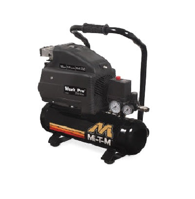 Hanson Work Pro® Series 3, 4, or 5-Gallon Single Stage Electric Air Compressor