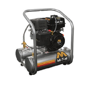 Hanson Work Pro® 5-Gallon Single Stage Gasoline Air Compressor