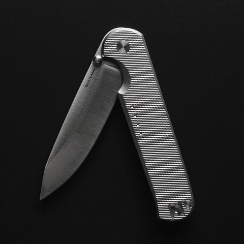 The Waypoint - Knurling - Quiet Carry