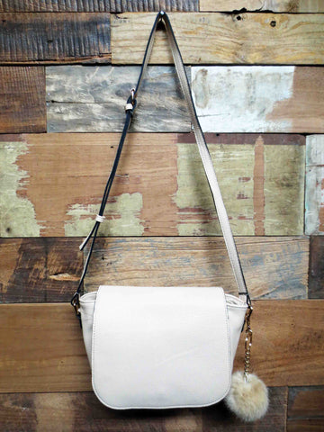 Cross Body Bag Cream