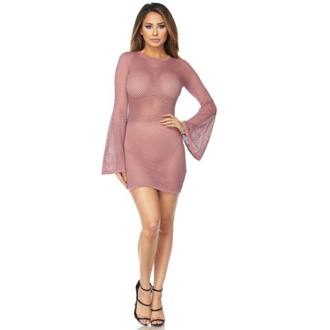 "Summer Time Fine ""Pink"" Coverup"