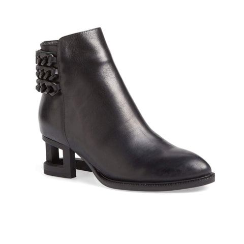 Benicio' Ankle Boot Black